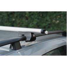 Багажник АМОС (аэродинамические дуги FUTURA)  Релинги интегрированные