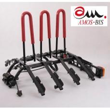 """Велокрепление на фаркоп """"AMOS"""" 4 для 4-х велосипедов."""