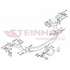 Фаркоп Steinhof H-241 на Hyundai H1/H 300 Grand Starex 2008- (2300/100)