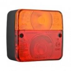 06728 Задний универсальный фонарь WESEM LT1.06728